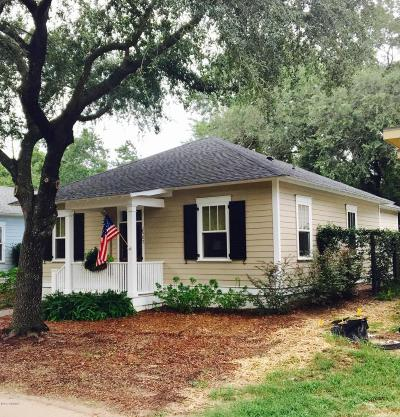 Beaufort Single Family Home For Sale: 1407 Lafayette Street