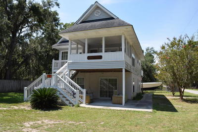 Beaufort County Single Family Home For Sale: 1118 Lands End Road