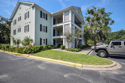 Port Royal, Pt Royal, Pt. Royal Condo/Townhouse For Sale: 14 Riverwind Drive