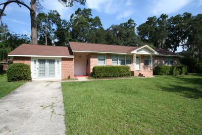 Beaufort, Beaufort Sc, Beaufot Single Family Home For Sale: 3003 Hickory Street