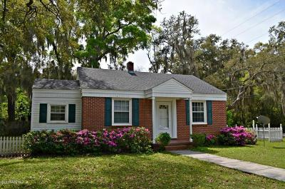 Port Royal, Port Ryal, Pt. Royal Single Family Home For Sale: 1213 16th Street