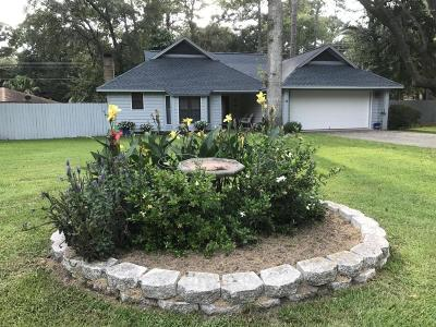 Beaufort, Beaufort Sc, Beaufot Single Family Home For Sale: 14 Chesterfield Lake Drive