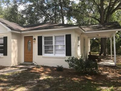 Ridgeland Single Family Home For Sale: 1068 N Green Street