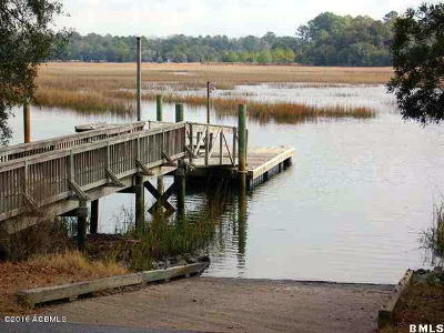 Seabrook Residential Lots & Land For Sale: 245 Bull Point Drive