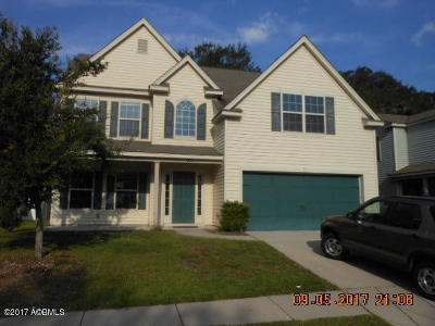 Beaufort Single Family Home For Sale: 1622 Dawson Landing Drive
