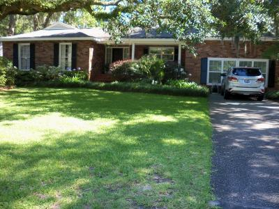 Beaufort County Single Family Home For Sale: 107 Fort Marion Road