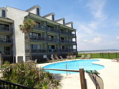 Fripp Island Condo/Townhouse For Sale: 729 N Hampton Court
