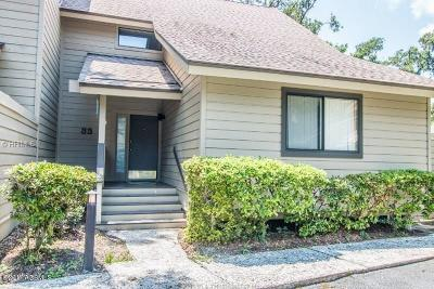Beaufort County Condo/Townhouse For Sale: 25 Carnoustie Road #33