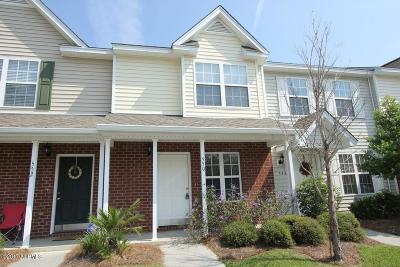 Beaufort County Condo/Townhouse For Sale: 550 Candida