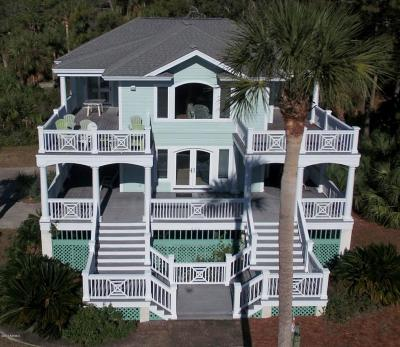 Fripp Island Single Family Home For Sale: 620 Dolphin Road