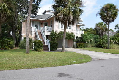 Fripp Island Single Family Home For Sale: 178 Ocean Creek Boulevard