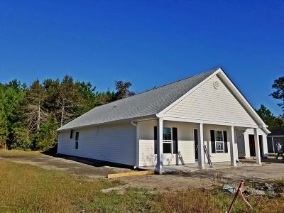 Ridgeland Single Family Home For Sale: Lot 58 Ridgeland Lakes Drive