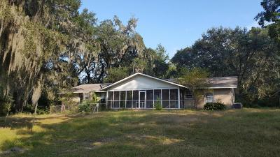Single Family Home For Sale: 135 River Oaks Road