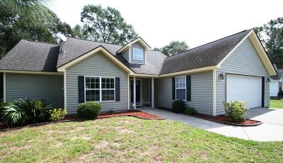 Beaufort County Single Family Home Under Contract - Take Backup: 8 Marquis Way