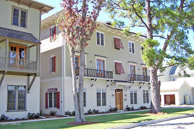 Habersham Condo/Townhouse For Sale: 150 Cherokee Farms Road #3a