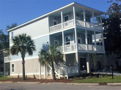 Beaufort Single Family Home For Sale: 1 Island Breeze Lane