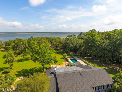 Beaufort, Beaufort Sc, Beaufot Single Family Home For Sale: 105 Old Plantation Drive E