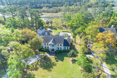 Beaufort Single Family Home For Sale: 15 Burckmyer Drive