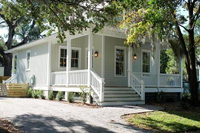 Beaufort Single Family Home For Sale: 2312 Simms Street