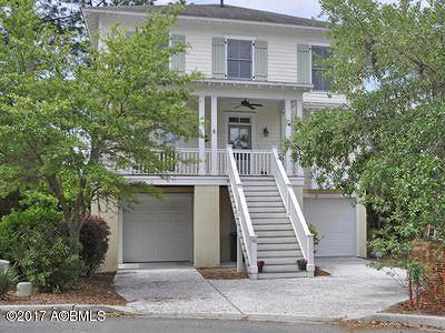 Beaufort, Beaufort Sc, Beaufot Single Family Home For Sale: 91 Petigru Drive