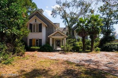 Single Family Home For Sale: 38 Widewater Road