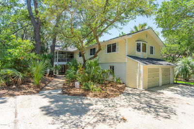 Fripp Island Single Family Home For Sale: 703 Amberjack Road