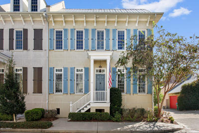 Beaufort, Beaufort Sc, Beaufot, Beufort Condo/Townhouse For Sale: 15 Assembly Row