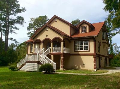 Beaufort County Single Family Home Under Contract - Take Backup: 410 Seaside Road