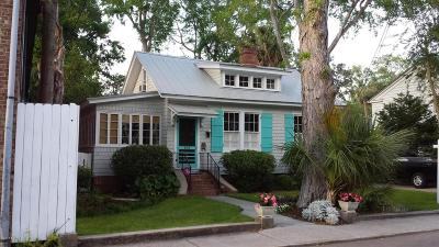 Historic Dist/Old Pt., Historic District/Bay Single Family Home For Sale: 605 Port Republic Street