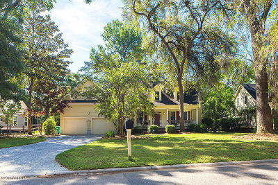 Beaufort, Beaufort Sc, Beaufot, Beufort Single Family Home For Sale: 22 Ridge Road