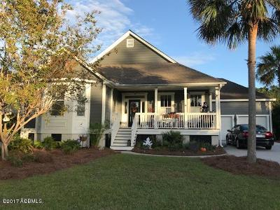 Beaufort County Single Family Home For Sale: 61 National Boulevard