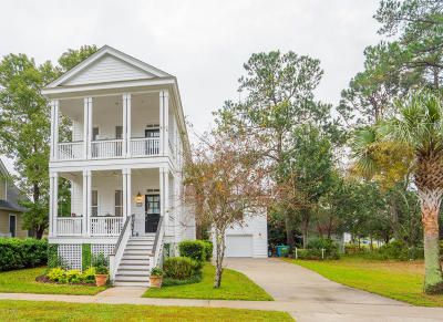 Beaufort, Beaufort Sc, Beaufot Single Family Home For Sale: 76 Bostick Circle