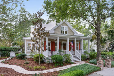 Beaufort SC Single Family Home Sold: $675,000