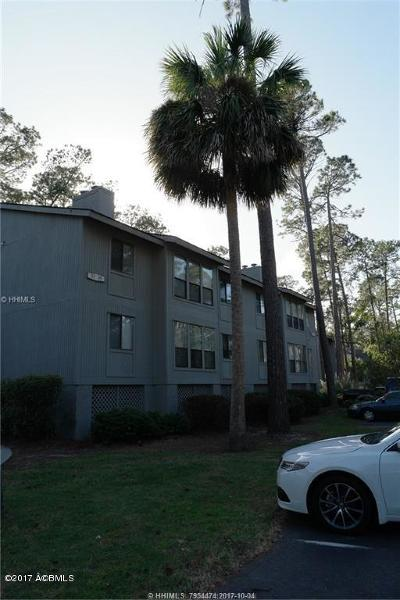 Beaufort County Condo/Townhouse For Sale: 34 Forest Cove #34