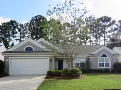 Bluffton Single Family Home For Sale: 18 Rose Bush Lane