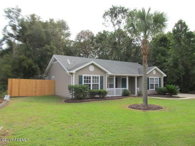 Beaufort County Single Family Home For Sale: 36 Star Magnolia Drive