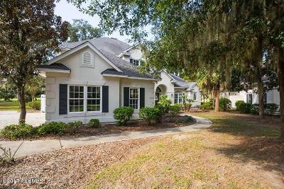 Bluffton Single Family Home For Sale: 3 Victory Point Circle