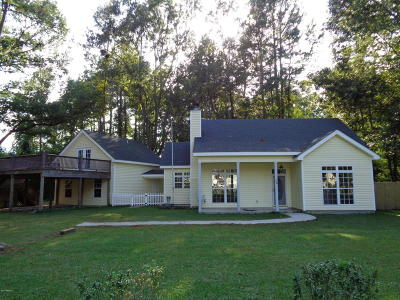 Yemassee Single Family Home For Sale: 36 Center Point Drive