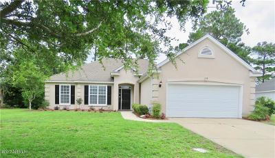 Bluffton Single Family Home For Sale: 149 Pinecrest Circle
