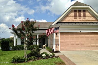 Bluffton Single Family Home For Sale: 1 Tipo White Court