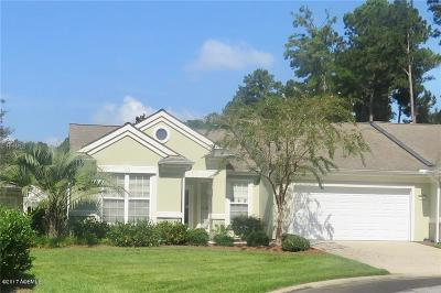 Beaufort County Single Family Home For Sale: 4 Sweetwater Court