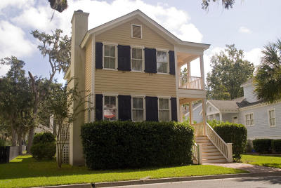 Beaufort Single Family Home For Sale: 7 Battery Point Lane