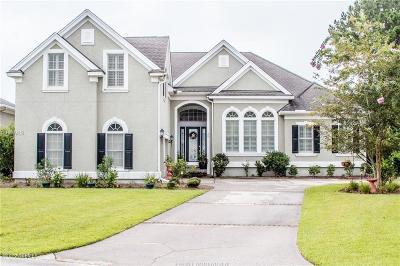 Bluffton Single Family Home For Sale: 20 Chadbourne Street