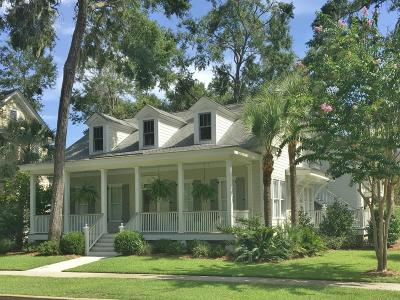 Coosaw Point, Coosaw Point Single Family Home For Sale: 39 Park Square N