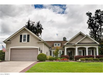 Bluffton Single Family Home For Sale: 5 Miramar Court