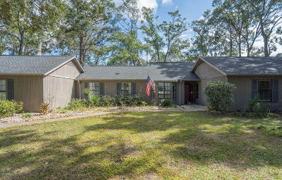 Beaufort County Single Family Home Under Contract - Take Backup: 14 Harvest Lane