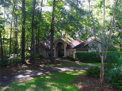 Bluffton Single Family Home For Sale: 75 Whiteoaks Circle