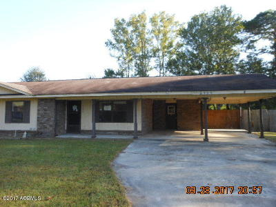 Single Family Home For Sale: 4323 Pinewood Circle
