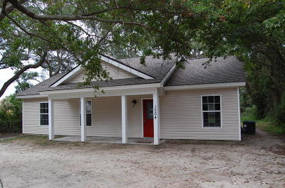 Beaufort Single Family Home Under Contract - Take Backup: 1504 Westview Avenue