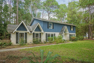 Beaufort County Single Family Home For Sale: 2 Rivers Court
